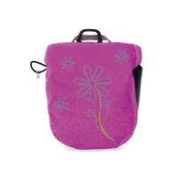 Pink Chalk Bag by Chillaz