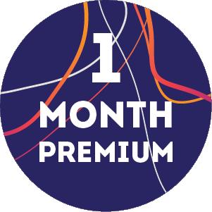 Vertical-Life 1 Month Premium Voucher by Vertical-Life