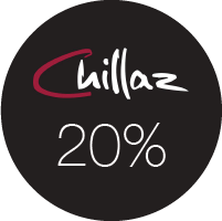 Chillaz 20% Discount by Chillaz