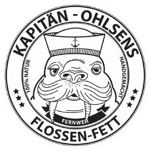 Kapitän Ohlsens Flossen-Fett Can by Kapitän Ohlsens