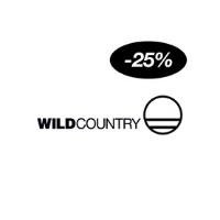 25% Discount Voucher by Wild Country