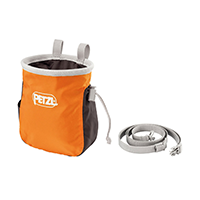 Petzl Saka - Chalk Bag by