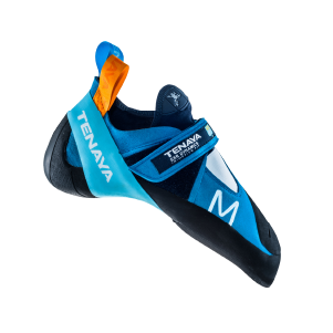 Signed Mastia Climbing Shoe by Tenaya