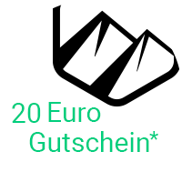 20€ Voucher / All Finishers by Bergzeit