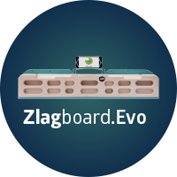 Zlagboard.EVO by Vertical-Life